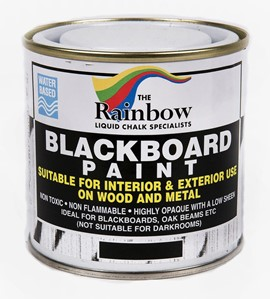 Image of 250ml Blackboard Paint
