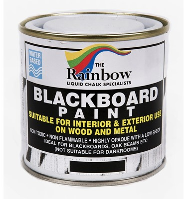 Image of Blackboard Paint (250ml)