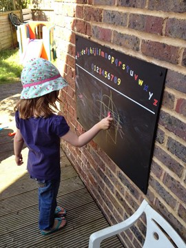 Image of Kids Chalkboards