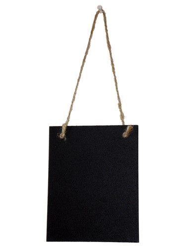 Image of Mini Hanging Easy To Clean Chalkboard