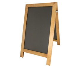 Image of Budget 'A' Frame Blackboards