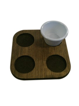 Image of Sq. Ramekin Holder