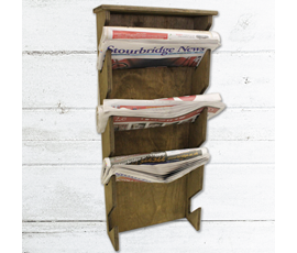 Image of Newspaper Rack