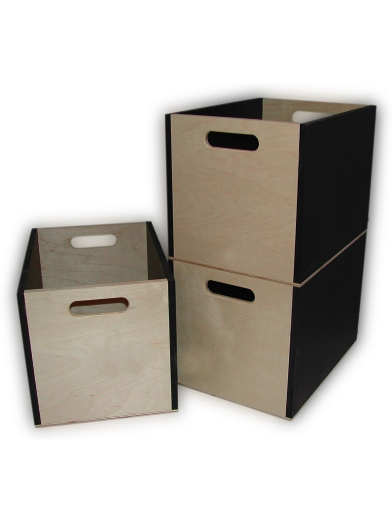 Merveilleux Image Of Chalkboard Stackable Storage Box ...