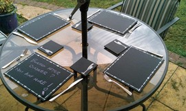 Image of Chalkboard Place Mats
