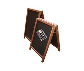 Image of A-Board Chalkboard Packages