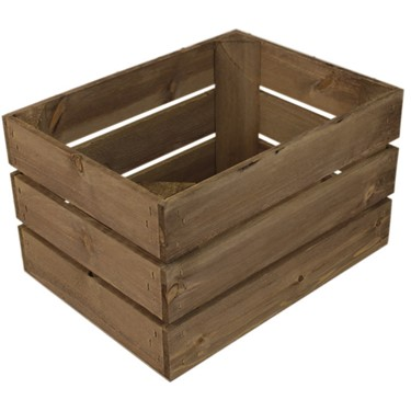 Image of Small Rustic Crate