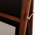 Image of A-Frame with Snap Frame Poster Holder