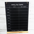 Image of Running Planner Chalkboards
