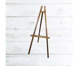Image of Premium Large Wooden Easel (only)