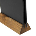 Image of Double Sided Menu Holder