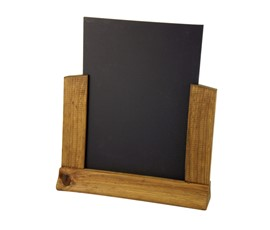Image of Chalkboard Menu Holders
