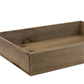 Image of Large Rustic Crate Tray