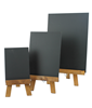 Image of Table Top Easels with EasyToClean Chalkboards