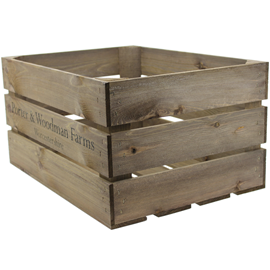 Image of Rustic Crates P&W print