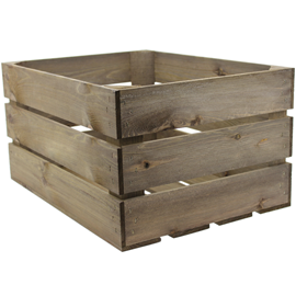 Image of Large Rustic Crate