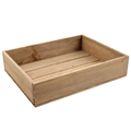 Image of Small Rustic Wooden Tray