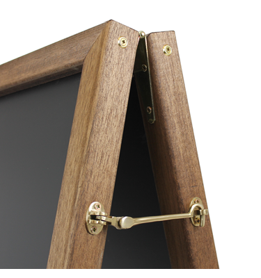 Image of Premium Hardwood A-Frame Blackboards