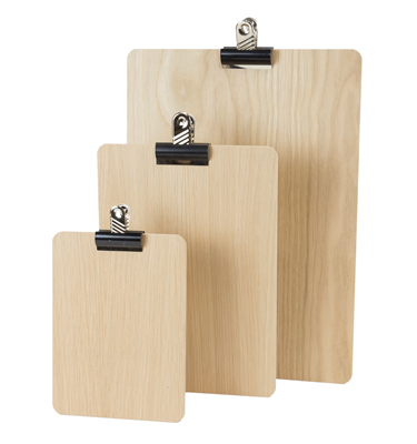 Image of Wooden Clipboard (Natural)