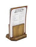 Image of Menu Holder (50mm Gap)