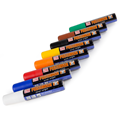 Image of Assorted Thick Liquid Chalk Pens (Pack of 8)