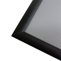 Image of Black Aluminium Snap Frame