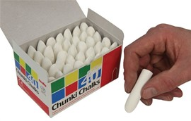 Image of Chunky Chalk (40 Pack)