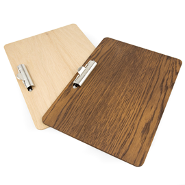 Image of Wooden Clipboards (Landscape)