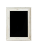 Image of White Framed Chalkboards