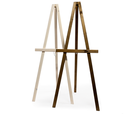 Image of Wooden Easels