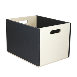 Image of Chalkboard Storage Box