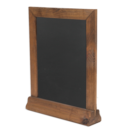 Image of Framed Table Top Chalkboard