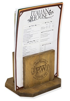 Image of Menu Holders