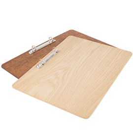 Image of Ring Binder Menu Holders