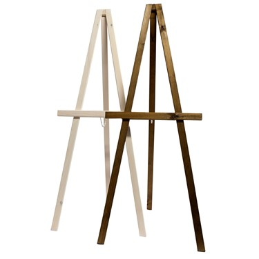 Image of Large Artist Easel - White (Only)