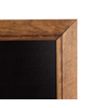 Image of Dark Oak Framed Chalkboards