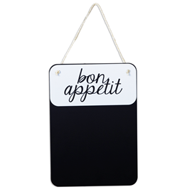 Image of Mini Bon Appetit Kitchen Blackboard