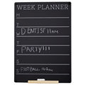 Image of Week Planner Blackboard