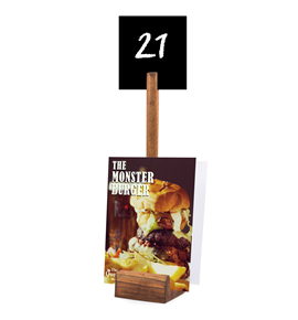 Image of Table Numbers