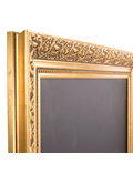 Image of Ornate Gold Framed Chalkboards