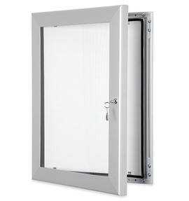 Image of Lockable Security Snap Frame