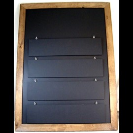 Image of A1 Framed Hanging Display