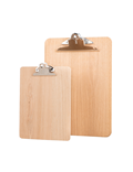 Image of Premium Wooden Clipboards (Natural)