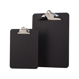 Image of Premium Black Clipboard