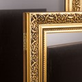 Image of Gold Framing Poster Holders