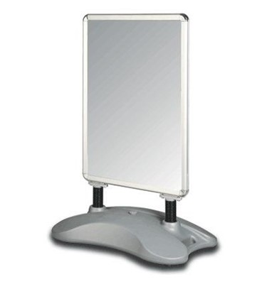 Image of Forecourt Poster Holder