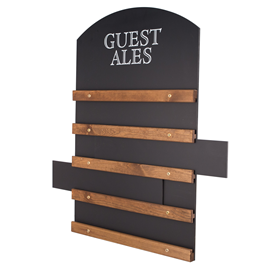 Image of Guest Ales Sliding Display Chalkboard