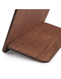 Image of Bronze Freestanding Clipboard (Dark Oak)