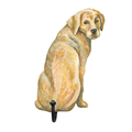Image of Golden Labrador - Wall Hooks
