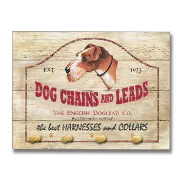 Image of Dog Chain & Lead - Key Holder